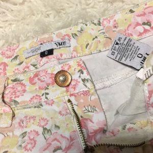 YMI Shorts - 🇺🇸4/$50 YMI hot Denim shorts size 0